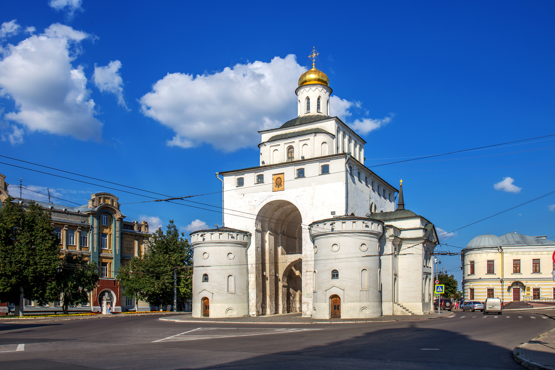 The Golden Gates in Vladimir