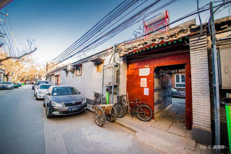 Beijing Tangzi Manchuria Temple1
