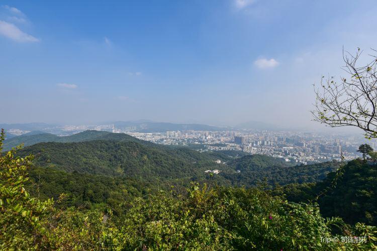 Moxing Summit Baiyun Mountain3