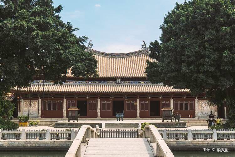 Quanzhou Confucian Temple2
