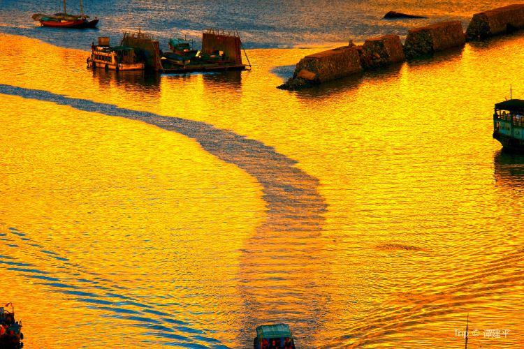 閘坡中心漁港1