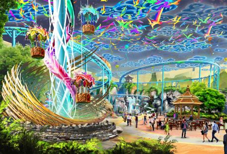 Nanning Wanda Amusement Park