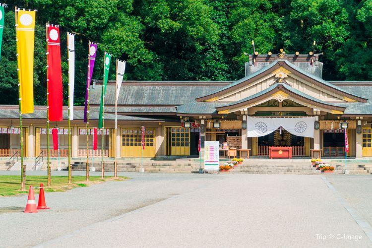 福岡縣護國神社1