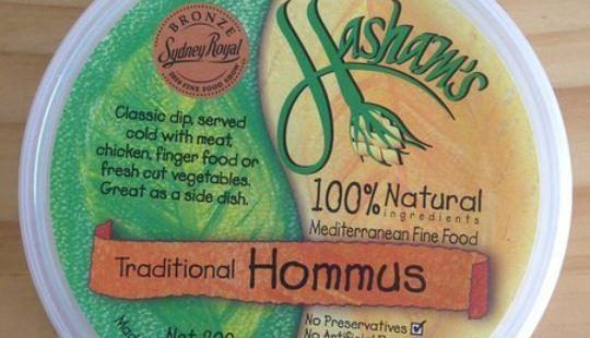 Hasham's Mediterranean Dips and Cafe'