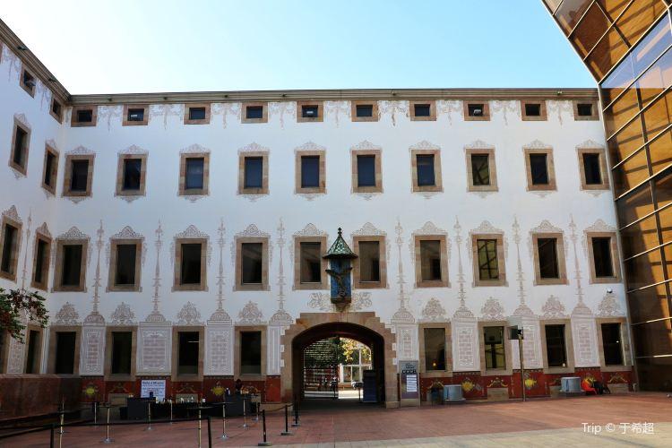 巴塞羅那現代文化中心1