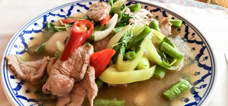 藍色地平線-頂級泰國美食1