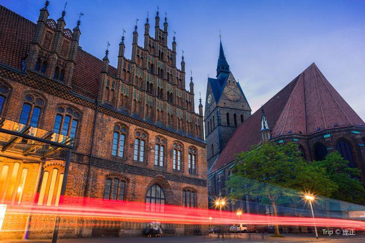 Hannover City Hall1