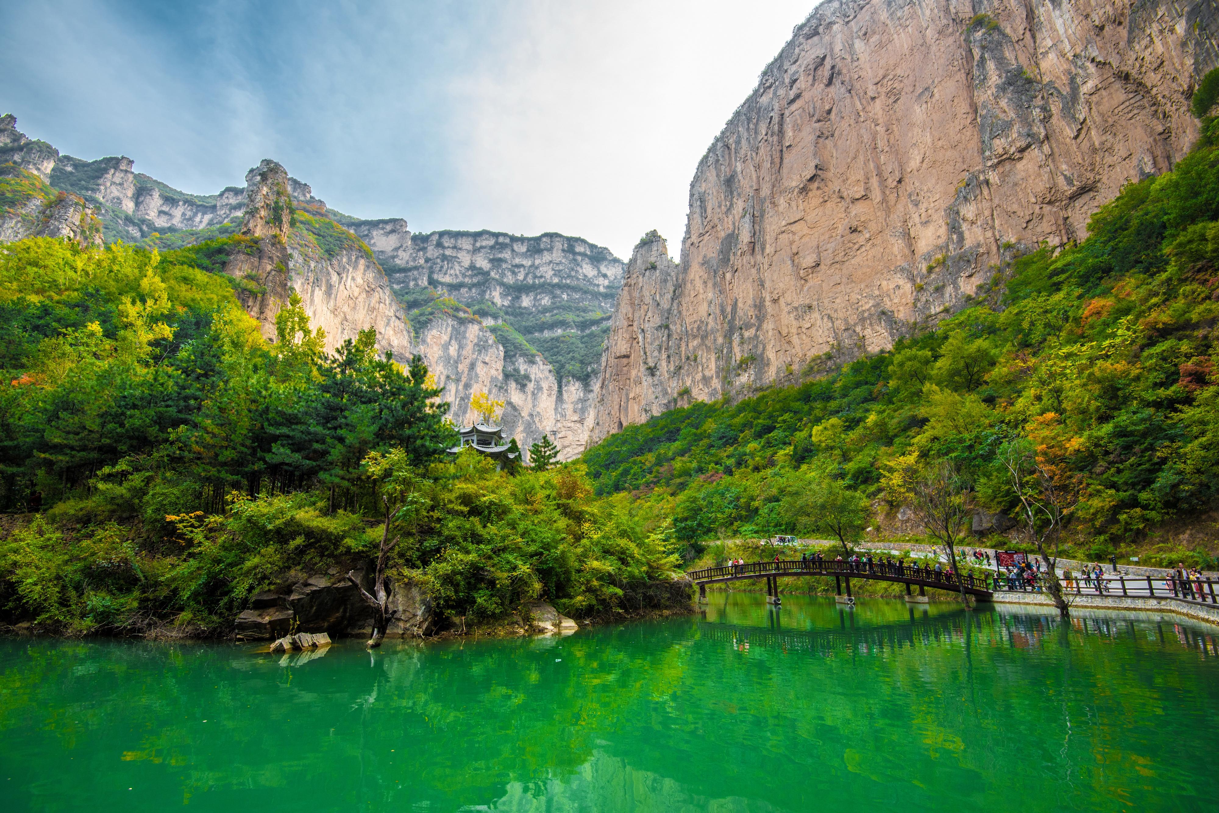 Tongtianxia Scenic Area