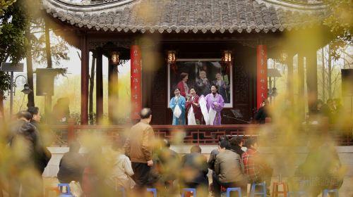 Meiyuan (Plum Garden) along Fengchanghe River