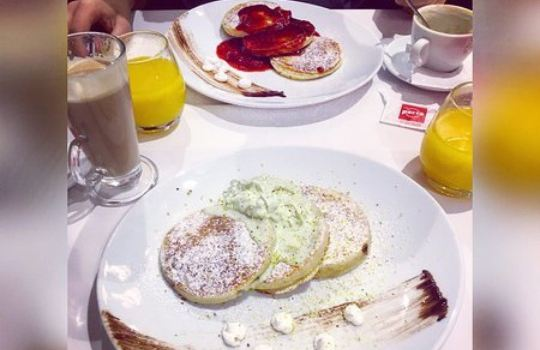 Á la Maison Breakfast and Brunch Restaurant1