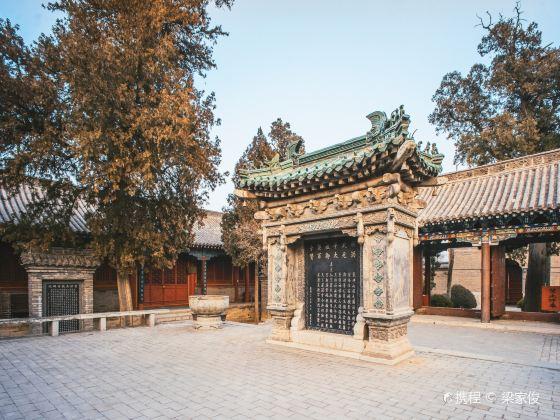 칭저우 진교사