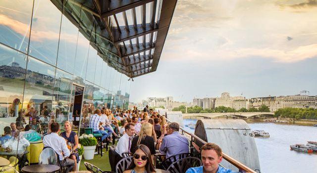 Oxo Tower Restaurant, Bar and Brasserie3