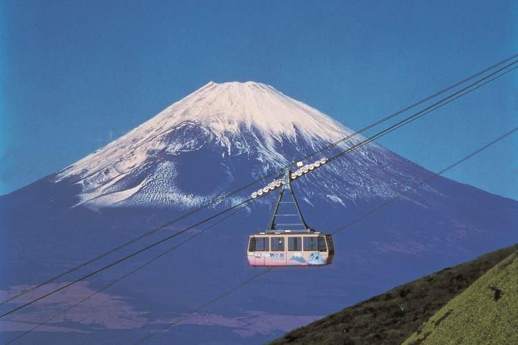駒嶽山纜車1