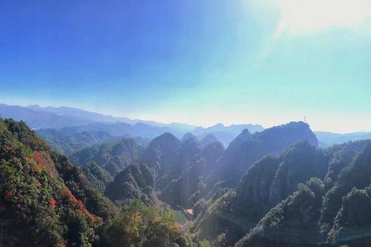 Ziyuan Tianmen Mountain2