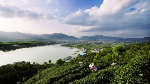 Guijiang Ecological Tourism Scenic Area