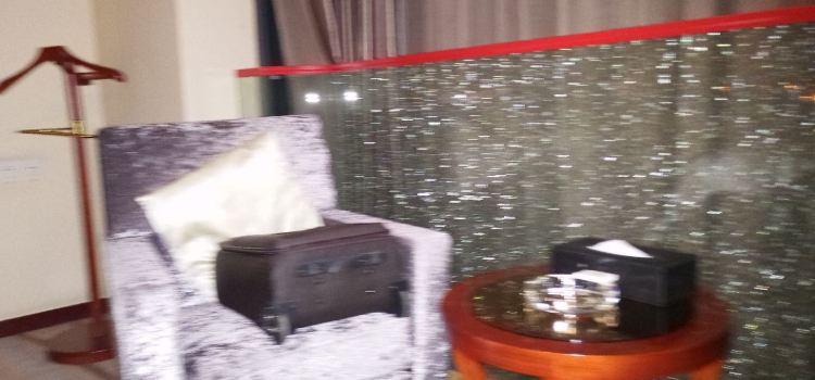 安徽水利和順大酒店中餐廳2