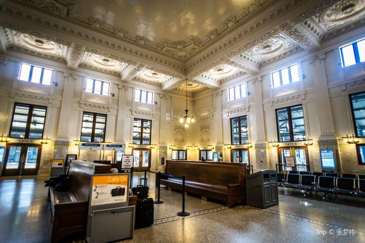 之西雅圖國王街車站1