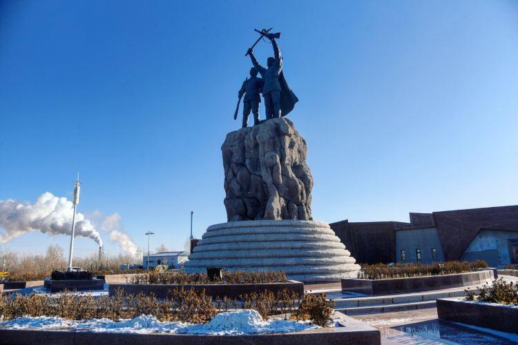 世界反法西斯戰爭海拉爾紀念園4