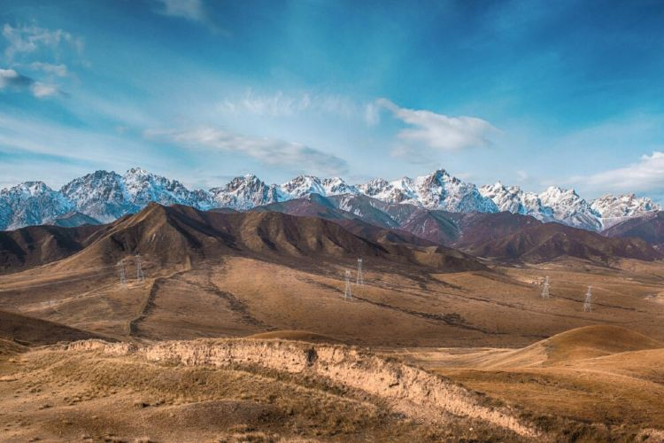 Wushao Mountain Range1