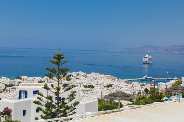 Platis Gialos海灘2