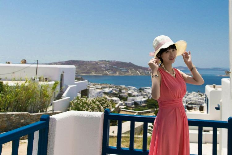 Platis Gialos海灘3