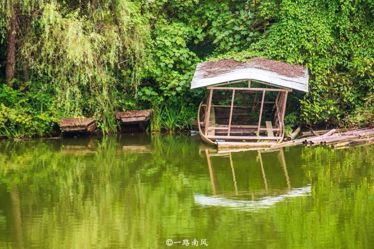 Xiaobu Ancient Village Ecological Garden4