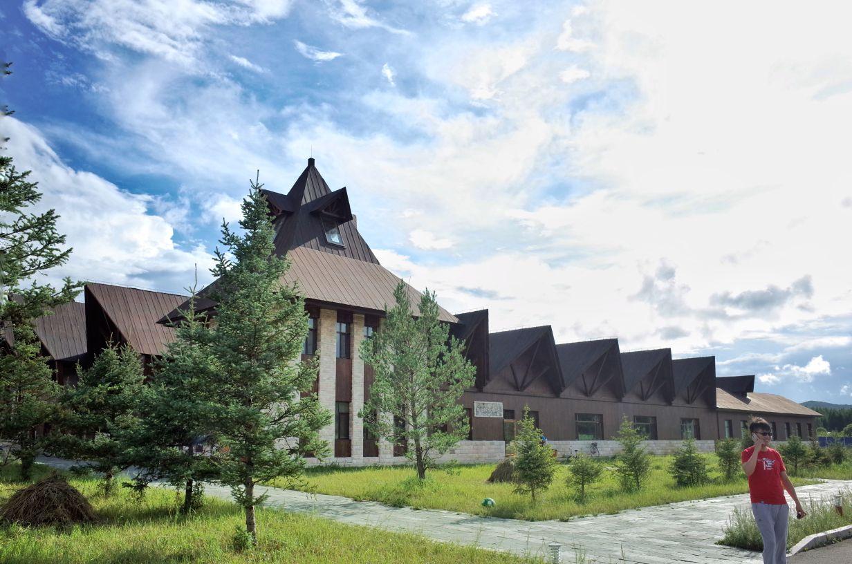 敖魯古雅鄂溫克族馴鹿文化博物館