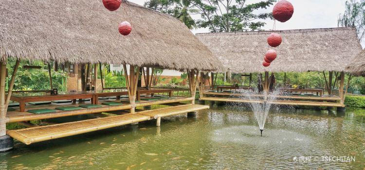 巴厘島水上餐廳(烏布店)2