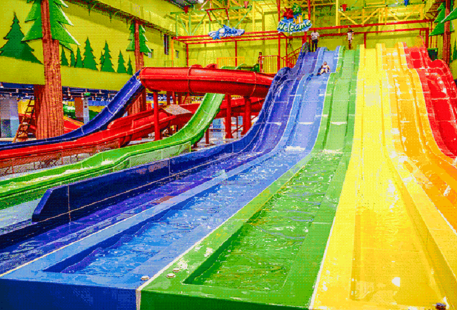 Zhaojun Water Amusement Park