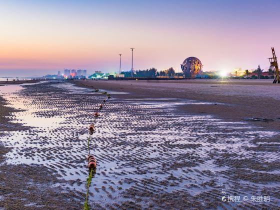 베이하이인탄(북해은탄) 관광리조트