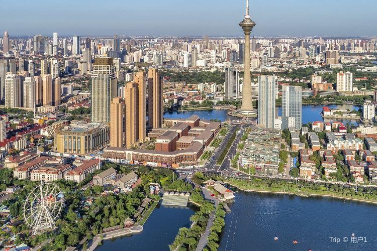 Tianjin Water Park2