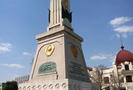Sujunjiefang Monument