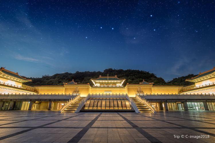 台北故宮博物院2