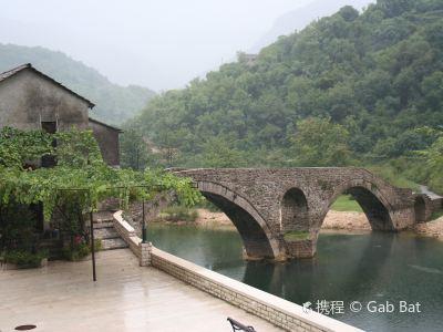 Old Ribnica River Bridge