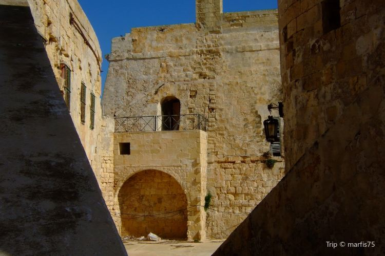 Fort St Elmo1