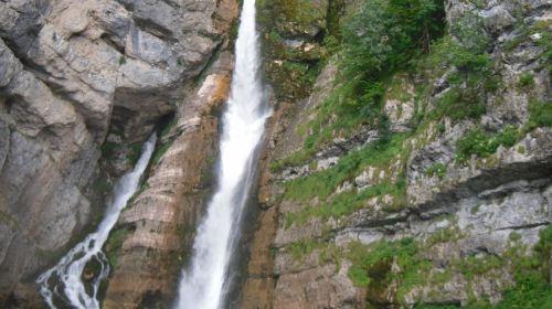 Waterfall Slap Savica