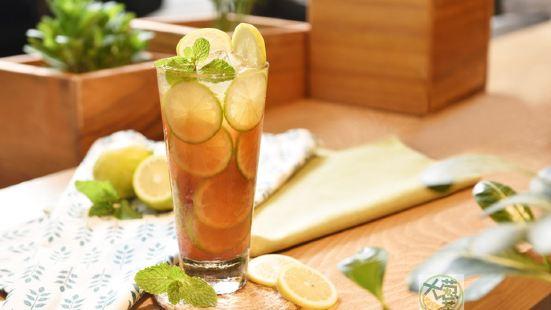 大蔥檸檬茶scallionlemontea(北京路店)