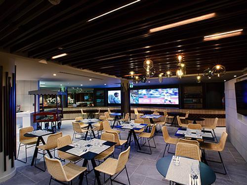 Fiji Airways Premier Lounge