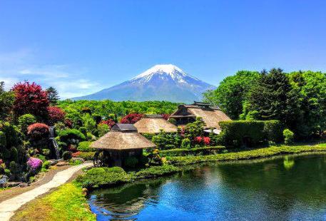 日本全景之旅-富士山一日遊