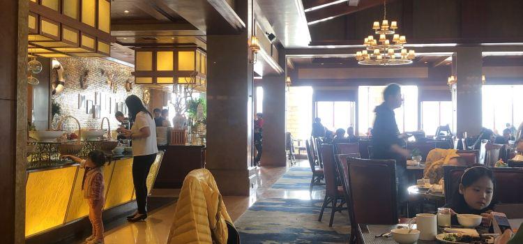 千島湖開元度假村夏威夷西餐廳3