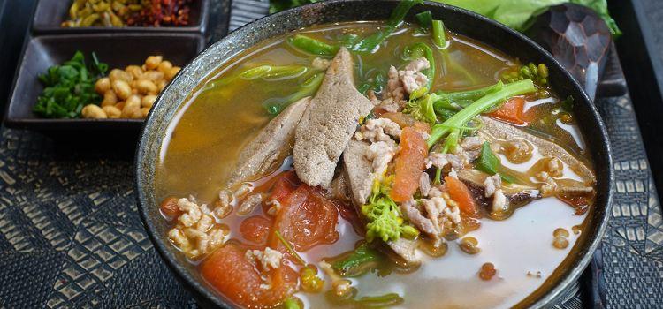 Luan Le Fen Ku Guilin Rice Noodles