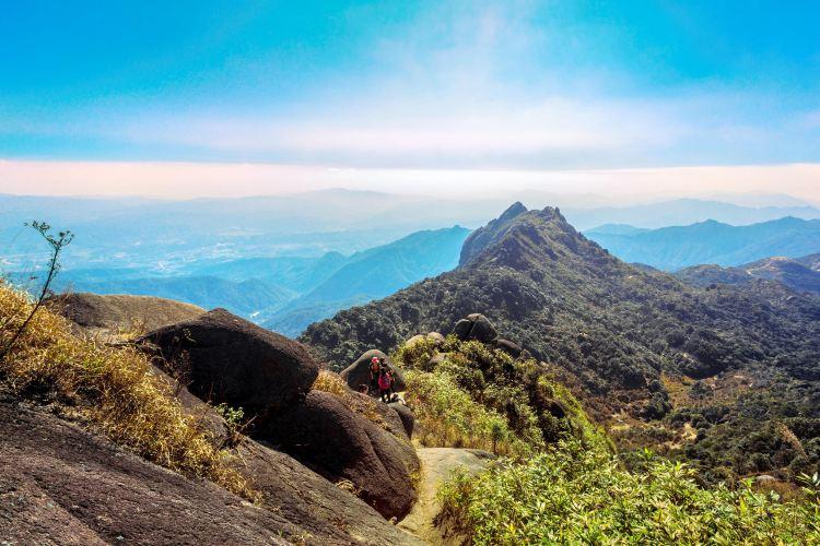 Mt. Yunji Nature Reserve
