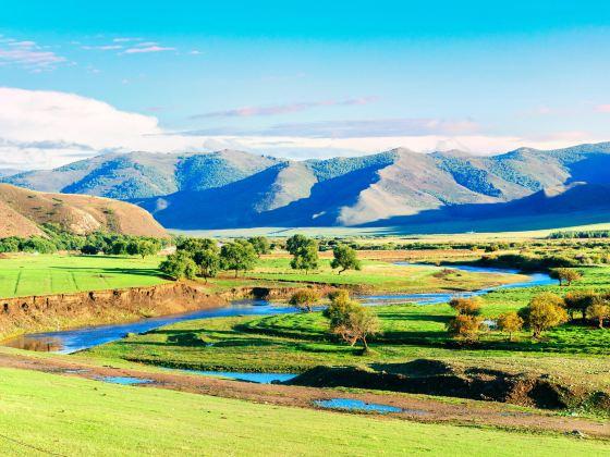 科爾沁草原