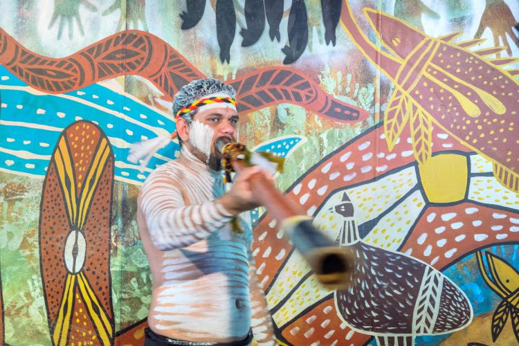 Tjapukai Aboriginal Cultural Park1