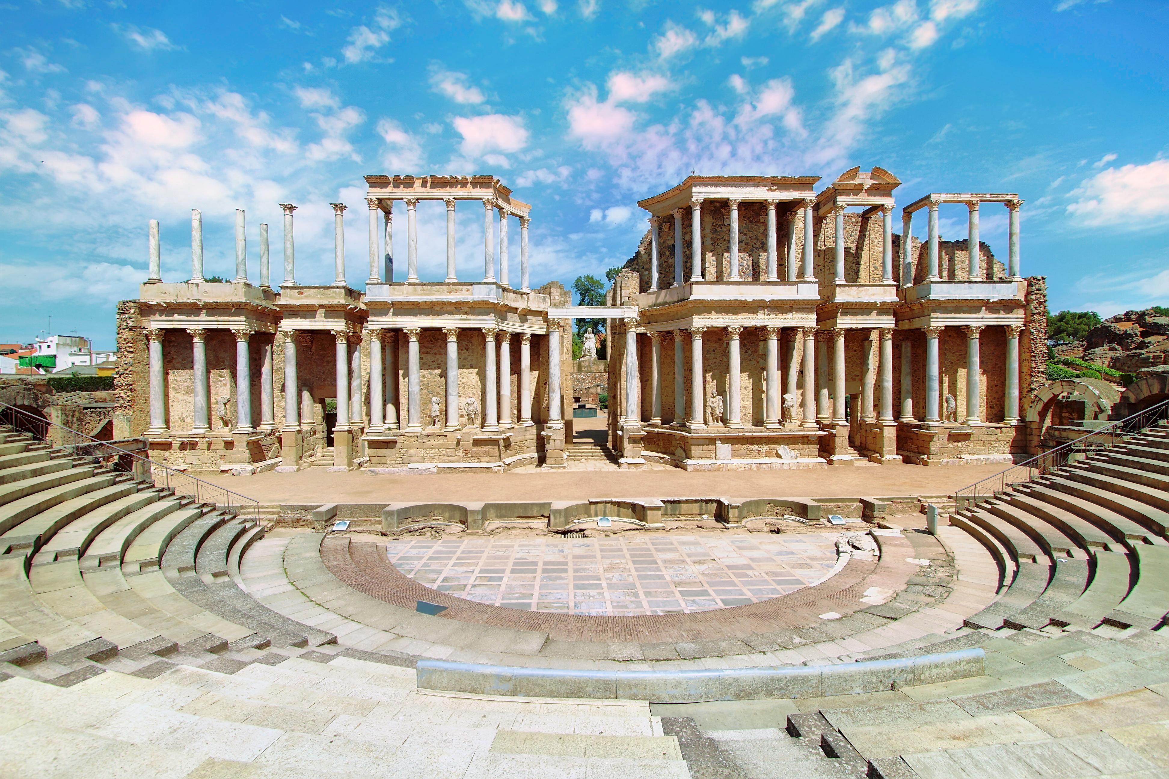 古羅馬劇院
