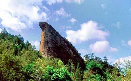 Eagle Mouth Rock