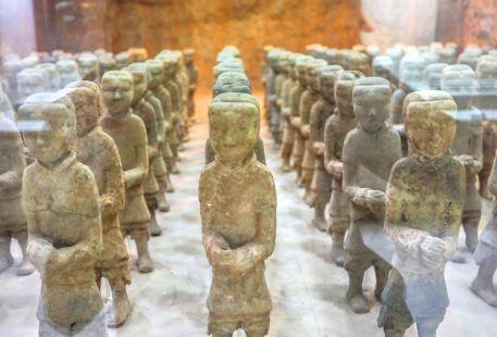 漢兵馬俑博物館