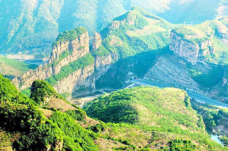 싱룽산 관광단지
