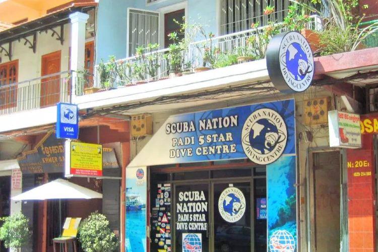 高棉潛水店