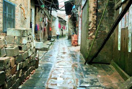 三閭廟古街